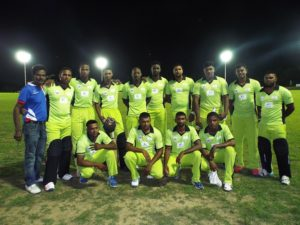 Barrackpore United Cricket Team